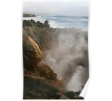 Blowhole Magic Poster