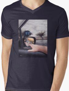 Reflections Mens V-Neck T-Shirt