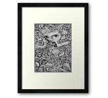 Heliotroped Framed Print