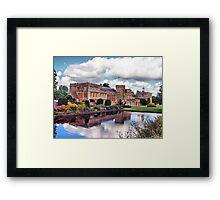 Forde Abbey Framed Print