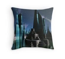 Jerl Throw Pillow