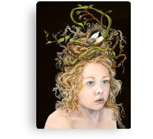 Wild Child #1 Canvas Print