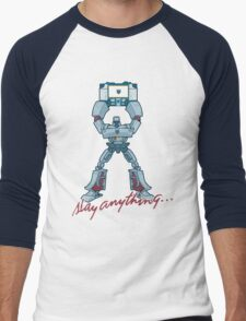 Slay Anything... Men's Baseball ¾ T-Shirt