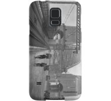 First cars and trains across Sydney Harbour Bridge, March 1932 Samsung Galaxy Case/Skin