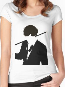 Pimp Cane (Large) Women's Fitted Scoop T-Shirt