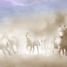 Horses Run by Igor Zenin