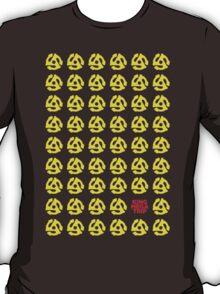 Megatrip Industries - 45 RPM (multiples) T-Shirt