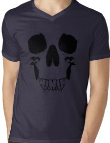 Happy Mens V-Neck T-Shirt
