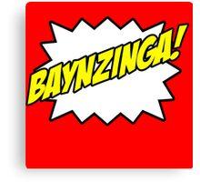 BAYNzinga Canvas Print