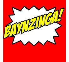BAYNzinga Photographic Print