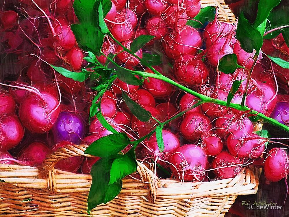 Rubies Organic by RC deWinter