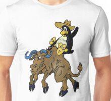 Bronco Tux Gnu Unisex T-Shirt
