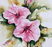 Holly Hock Series 3 by Kay Clark