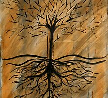 Deep Roots by Tara  Henry