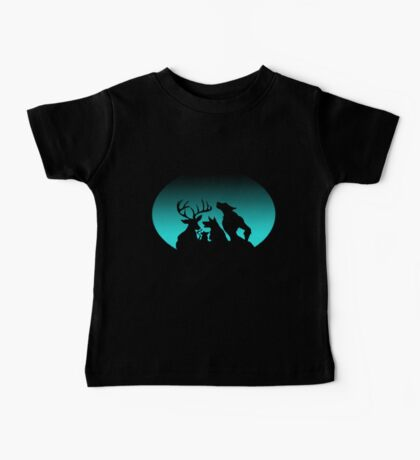 Padfoot and Friends Baby Tee