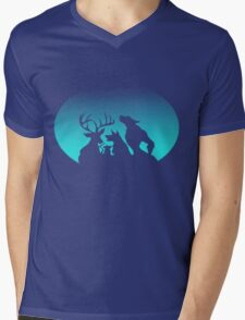 Padfoot and Friends Mens V-Neck T-Shirt