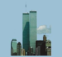 Twin Towers: Remember by JSYandow