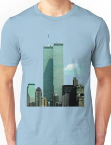 Twin Towers: Remember Unisex T-Shirt