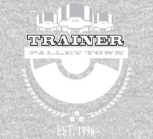 Pokemon Trainer One Piece - Short Sleeve