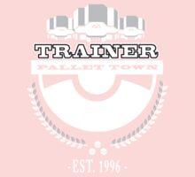Pokemon Trainer Baby Tee