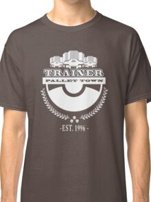 Pokemon Trainer Classic T-Shirt