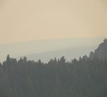 Smoke From a Distant Fire by BettyEDuncan