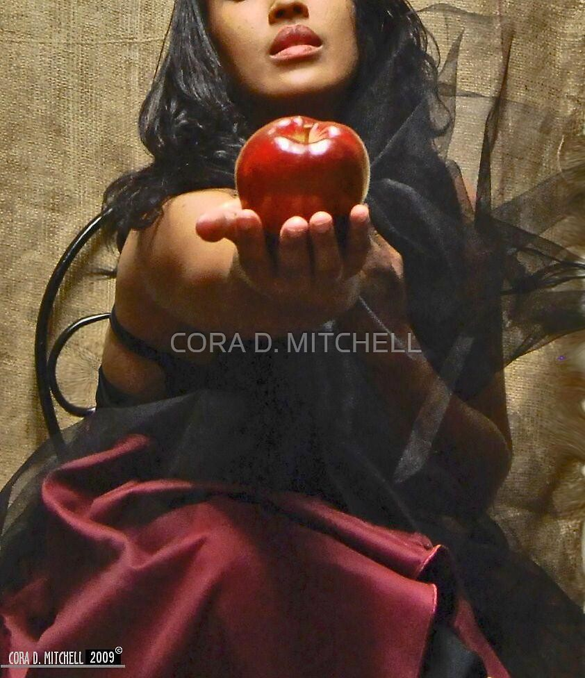 """""""here....take This.."""" by CORA D. MITCHELL"""