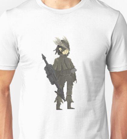 Pixelborne - Djura, the Retired Hunter Unisex T-Shirt