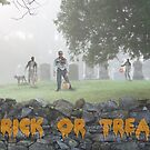 Trick Or Treat by James Brotherton