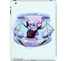 My Sexuality is Monster Girls iPad Case/Skin
