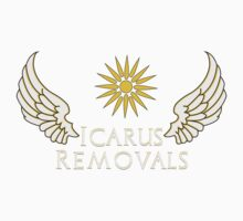 Icarus Removals (dark) Kids Clothes