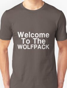 WOLFPACK (Hangover Spoof!) T-Shirt
