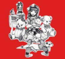 Lolita Boudoir One Piece - Short Sleeve