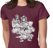 Lolita Boudoir Womens Fitted T-Shirt