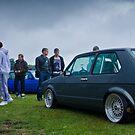 MK1 Golf VR6 On The Show Ground by Adam Kennedy