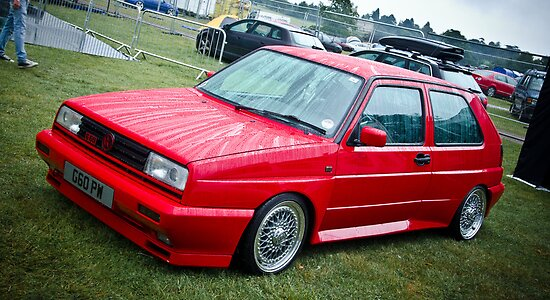 Golf Rallye G60 by Adam Kennedy