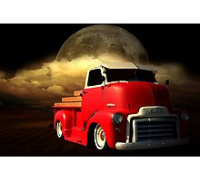 1949 GMC Cab Over Truck Photographic Print