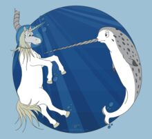 Unicorn Meets Narwhal by TheRift