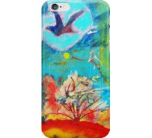 Heartland landscape iPhone Case/Skin