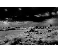 Deserted House - County Mayo, Ireland Photographic Print