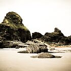 The Nuns' Strand Stacks by Polly x