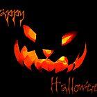 Happy Halloween by Denise Abé