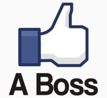 Like A Boss by Tom Sharman