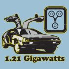 1.21 Gigawatts  by BUB THE ZOMBIE