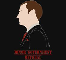 Minor Government Official [Red Tie Edition] Unisex T-Shirt