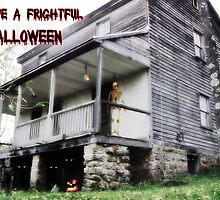 Frightful Halloween by James Brotherton
