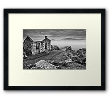 Old Ferry House Framed Print
