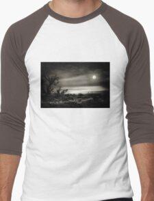Louisiana night Men's Baseball ¾ T-Shirt