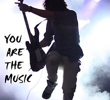 You Are The Music by Laura Horgan