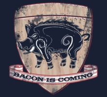 House Pork - Bacon is Coming Kids Clothes